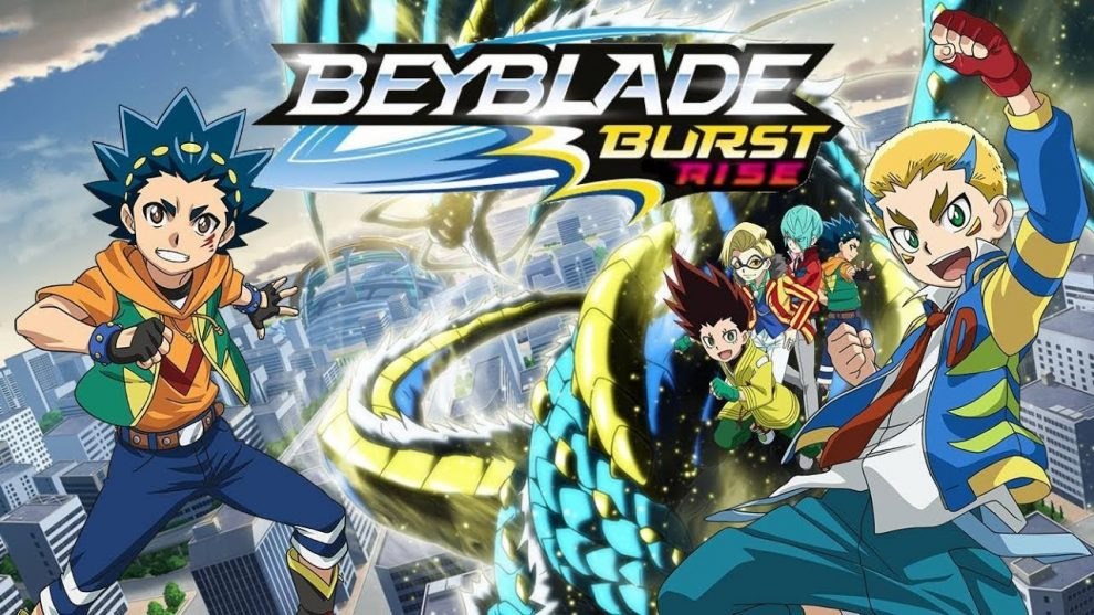 Beyblade Burst: Rise (Season 4) Episodes Download