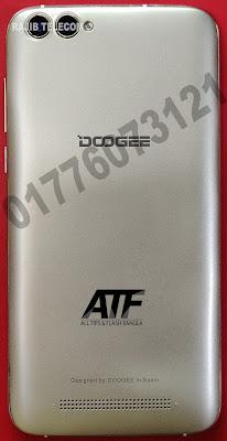 DOOGEE X30 FLASH FILE