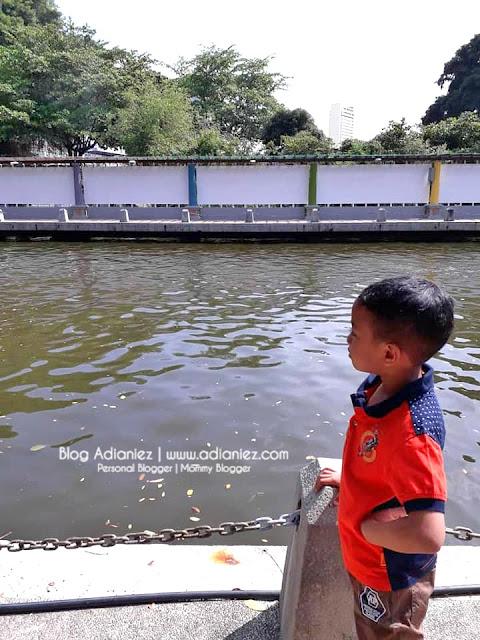 Santai Lagi di Tepi Sungai Melaka | Se'round' lagi Pekena Cendol Kampung Hulu