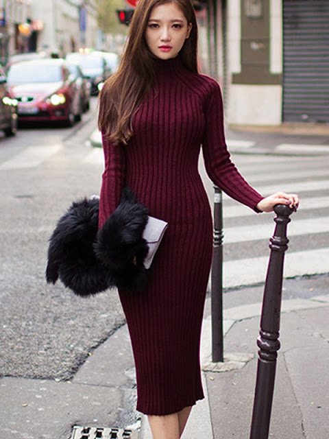 SWEATER DRESSES & WINTER DRESSES