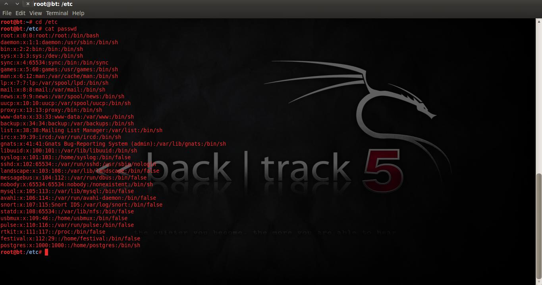 hacking: john the ripper(paswork cracking tool of linux)