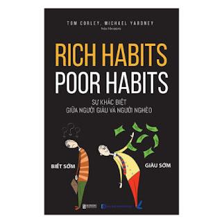 Rich Habits - Poor Habits Sự khác biệt giữa người giàu và người nghèo ebook PDF EPUB AWZ3 PRC MOBI