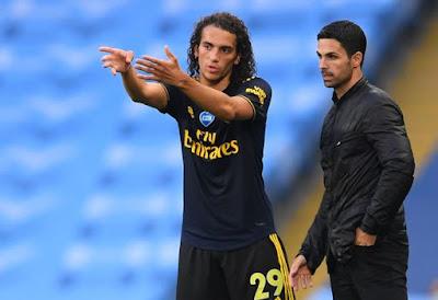 Vì sao Arteta đuổi Guendouzi khỏi đội một?