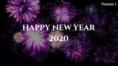 happy new year 2020 images 3d