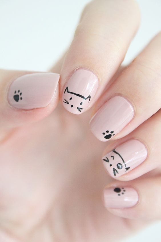 60 awesome nail designs and outfit ideas to copy right now