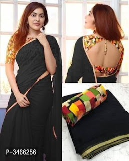 Bollywood Georgette Sarees