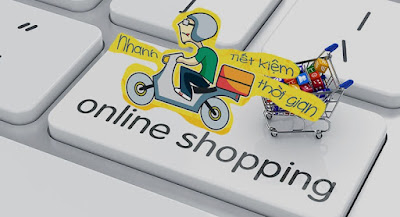 Website bán hàng là phương án giải quyết về thời gian cho khách hàng