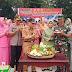 Apel Gabungan Acara Syukuran Dalam Rangka HUT ke-74 TNI