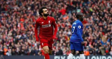ليفربول يعلن هدف محمد صلاح في تشيلسي الأفضل