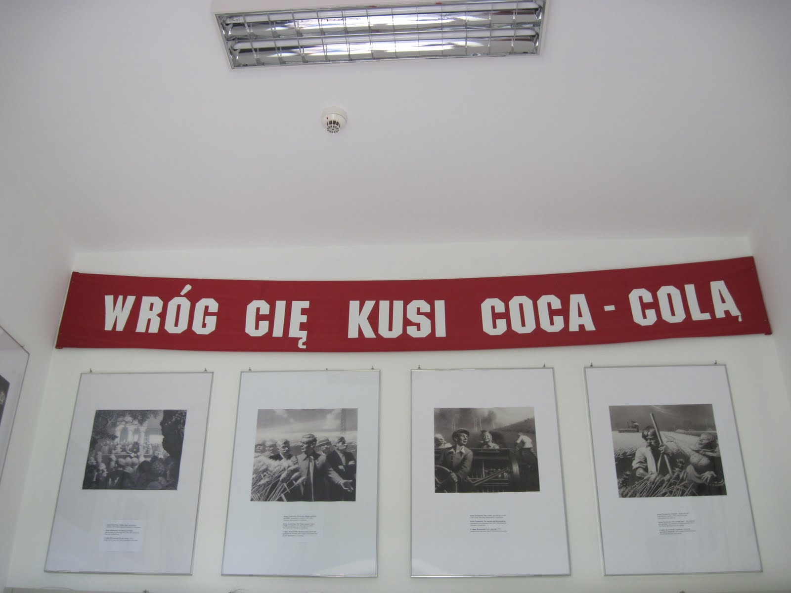 Our Polish Adventure: Museum of Socialrealism