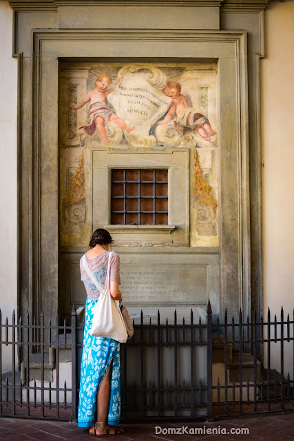 Ruota - Ospedale degli innocenti Firenze