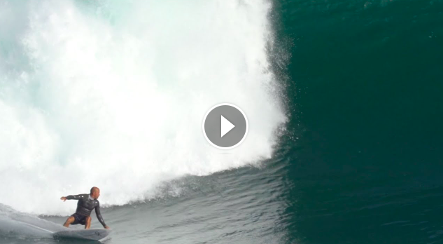 Kelly Slater Got Into Bali Somehow and Has Been Scoring Padang Padang Amp Sessions