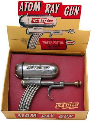 Hiller Atom Ray Gun