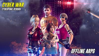 Cyber War: Cyberpunk Reborn download