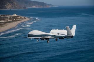 Drone HALE MQ-4C Triton