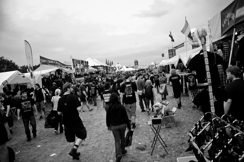 Wacken open air merch
