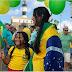 O povo de verde e amarelo