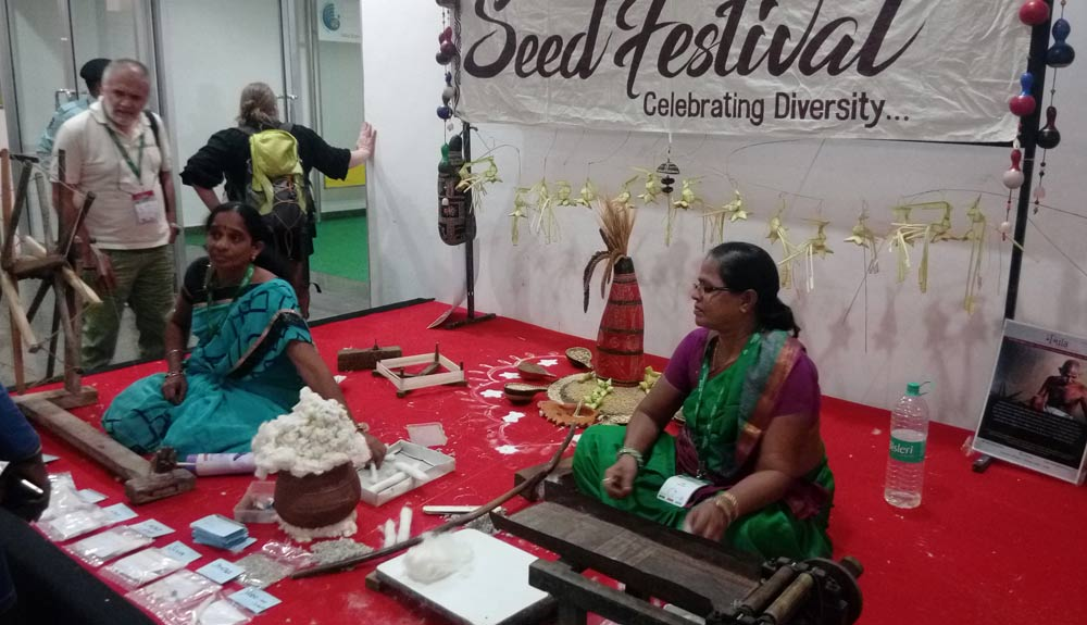 Bio-Weltkongress: Bio liegt nah – auch in Indien