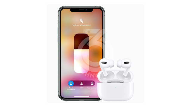 AirPods Pro: Noise Reduction on New Apple Earphones