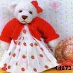 patron gratis osa amigurumi, free pattern amigurumi bear