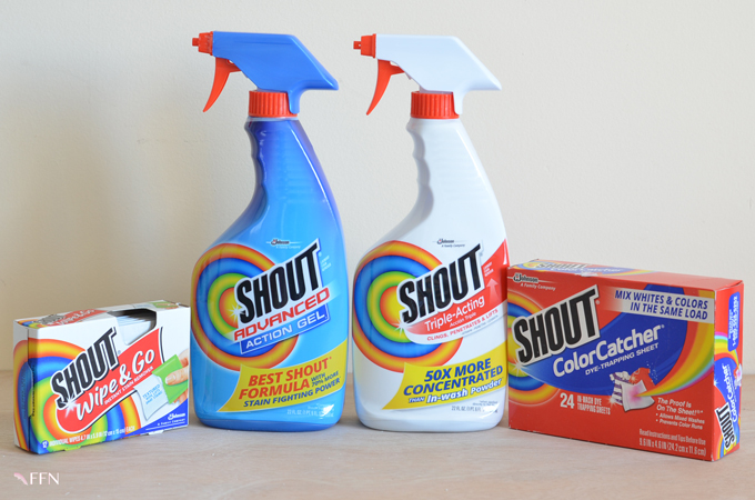 Shout products