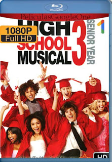 High School Musical 3: Fin De Curso [2008] [1080p BRrip] [Latino-Inglés] [GoogleDrive]