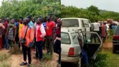 150 Travellers Arrested For Defying Lockdown Order, Blame Hunger