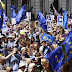 Thousands March In London For Second Brexit Vote