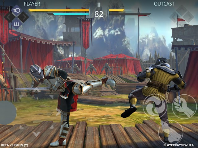 SHADOW FIGHT 3 MOD (APK + OBB DATA) DOWNLOAD NEW UPDATE FOR ANDROID