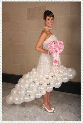 White Balloon Wedding Dresses Designs Ideas Wedding Dress
