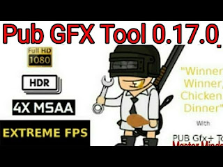 Pub Gfx Tool Pro V0.17.0 Apk Update Plus Advance Settings