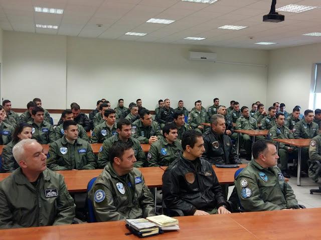 Σε Καλαμάτα - Άραξο ο Αρχηγός ΓΕΑ μετά την πτώση αεροσκάφους