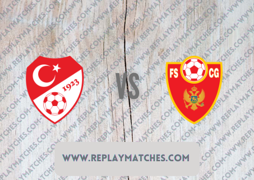 Turkey vs Montenegro -Highlights 01 September 2021