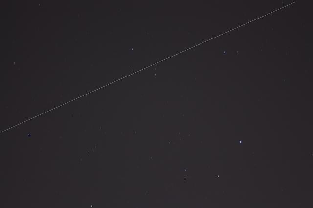 ISS pass 30/3/2016