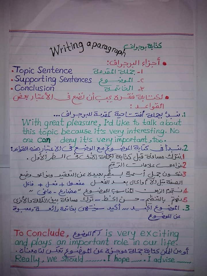 الايميلات والبرجرافات للصف الثالث الاعدادي الترم الاول مستر/ رزق حمدان 9
