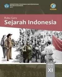 Buku Sejarah Guru Kelas 11 k13 2017