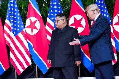 North Korea 🇰🇵 Says It Is Ready to Resume Nuclear Talks with US 🇺🇸Later September