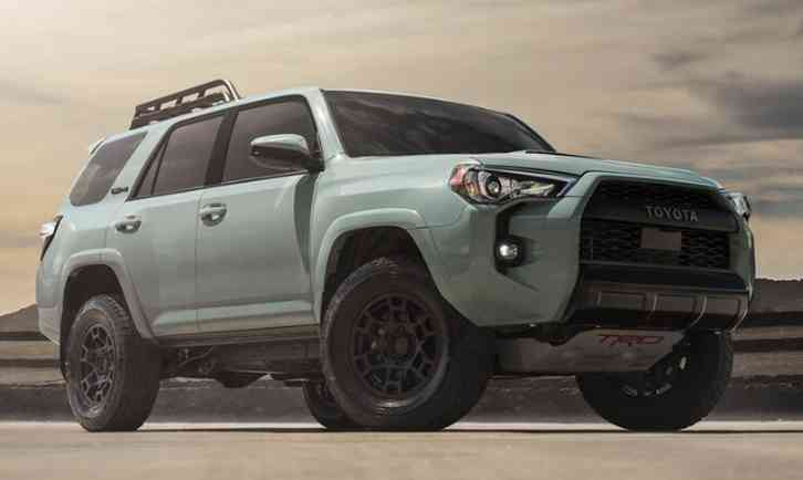 2022 4runner All signs are pointing to a new 6th-generation