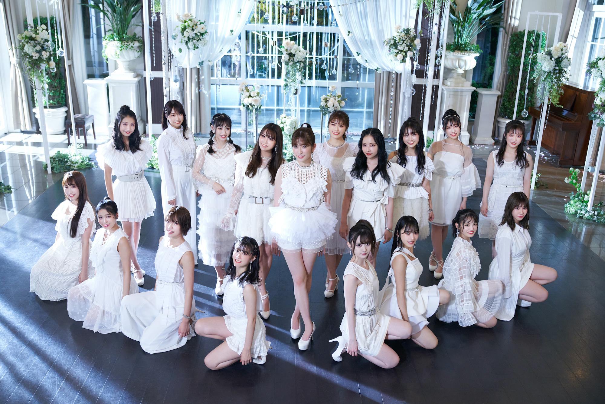 NMB48 – Toki wa Katari Hajimeru