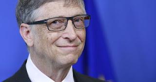 Pesan Bill Gates untuk beternak ayam