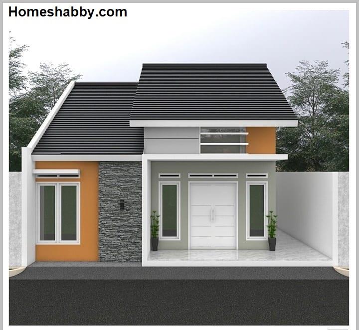 Desain Dan Denah Rumah Minimalis Ukuran 8 X 12 M Ada 3 Kamar Tidur Tampil  Lebih Nyaman ~ Homeshabby.com : Design Home Plans, Home Decorating And  Interior Design