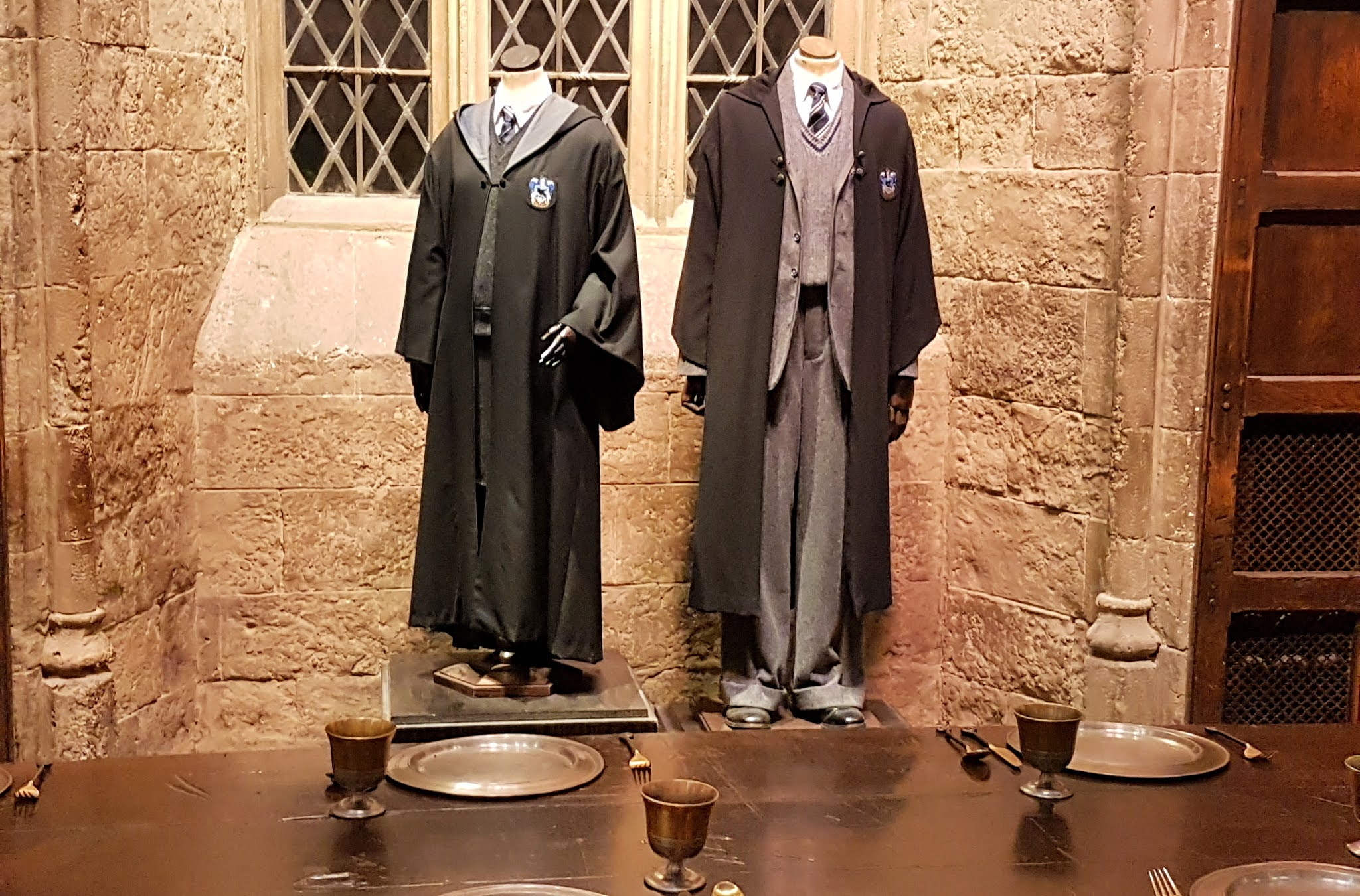 Costumes from Harry Potter