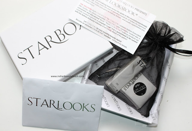 Starlooks, Starbox, Starbox July 2015 Review, Customizable Starbox Review, Subscriptions Box, Monthly subscription Box, Makeup box, Makeup, Indian beauty blog, Beauty tips and Tricks