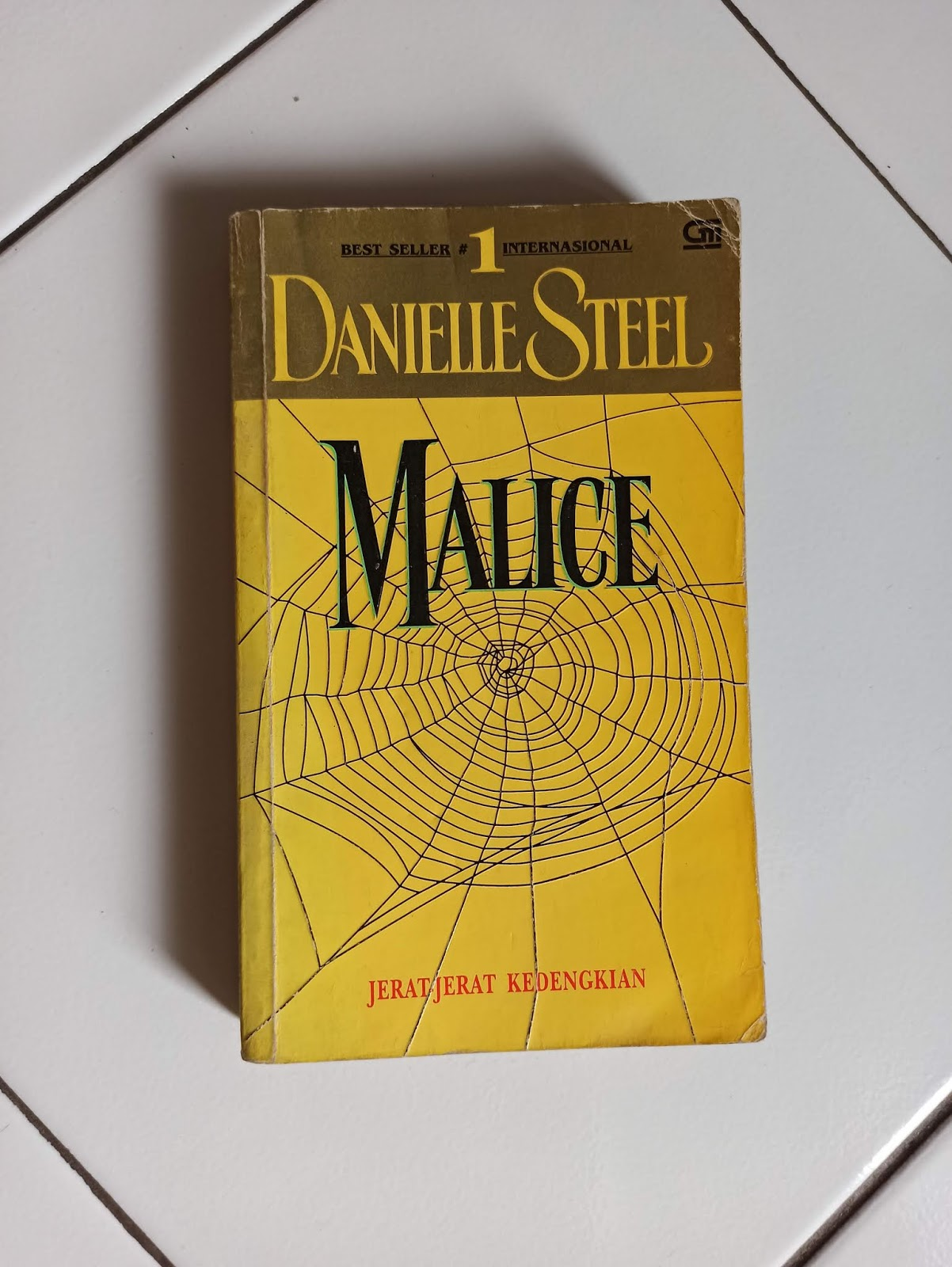 Malice Danielle Steel