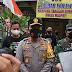Kunjungi Kampung Tangguh Semeru, Pangdam V / Brawijaya dan Kapolda Jatim Beri Motivasi Warga Perangi Covid-19