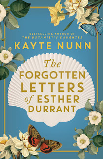 The Forgotten Letters of Esther Durrant by Kayte Nunn book cover