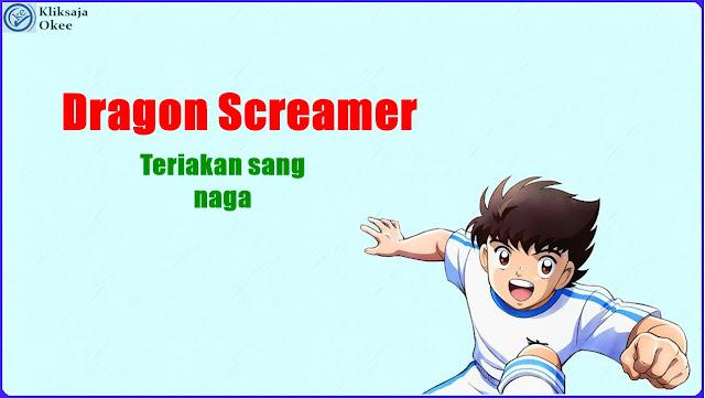 Lirik dan Terjemahan DA PUMP - Dragon Screamer OST. Captain Tsubasa Bahasa Indonesia