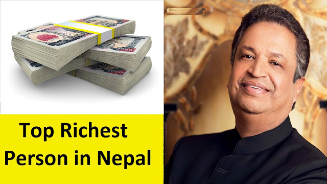 Top Richest Person in Nepal