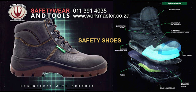 Safety Boots - Workmaster