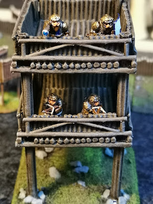 The Alesian style watchtower will unlock at 200 EUR picture 1